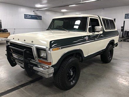 1979 Ford Bronco for sale 100976834