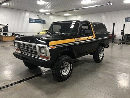 1979 Ford Bronco for sale 101018882