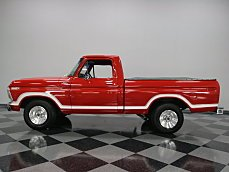 1979 Ford F100 for sale 100876802