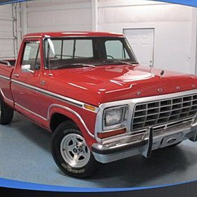 1979 Ford F100 for sale 100892451