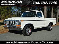 1979 Ford F100 for sale 100950933
