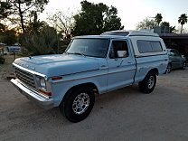 1979 Ford F100 2WD Regular Cab for sale 100988775