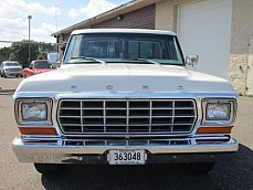 1979 Ford F100 for sale 100990936