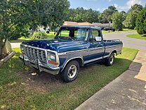 1979 Ford F100 2WD Regular Cab for sale 101004121