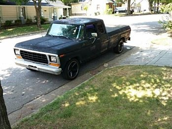 1979 Ford F150 for sale 100827192