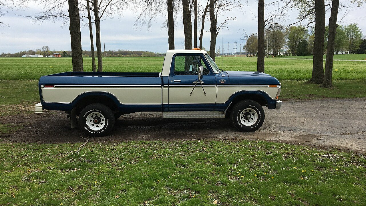1979 Ford F150 4x4 Regular Cab for sale 100919667