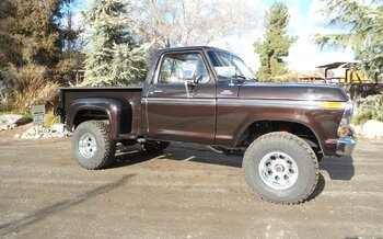 1979 Ford F150 4x4 Regular Cab for sale 100728916