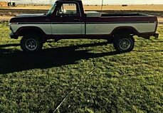 1979 Ford F150 for sale 100819679