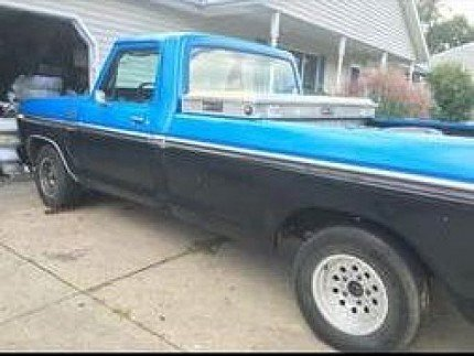 1979 Ford F150 for sale 100857531