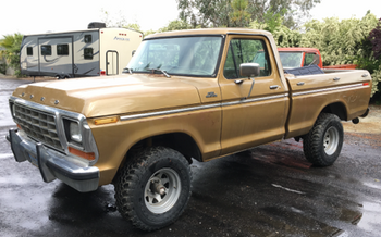 1979 Ford F150 4x4 Regular Cab for sale 100867828