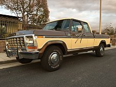 1979 Ford F150 2WD SuperCab for sale 100971877