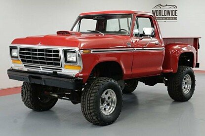 1979 Ford F150 for sale 100997317