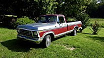 1979 Ford F150 2WD Regular Cab for sale 101013179