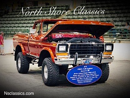 1979 Ford F150 for sale 101014475