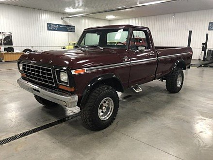 1979 Ford F150 for sale 101021503