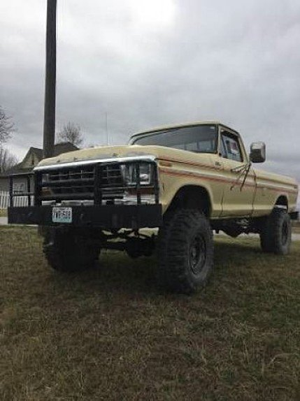1979 Ford F250 for sale 100860923