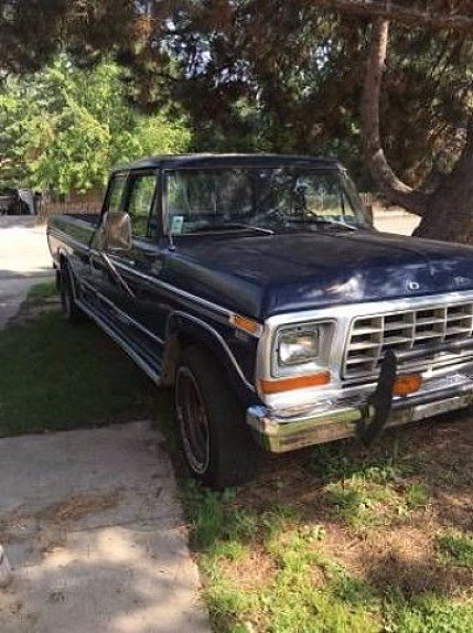 1979 Ford F250 for sale 100908555