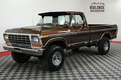 1979 Ford F250 for sale 100958750