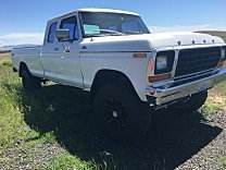 1979 Ford F250 4x4 SuperCab for sale 100990596
