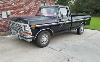 1979 Ford F250 2WD Regular Cab for sale 100990746