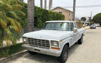1979 Ford F250 2WD SuperCab for sale 100997719