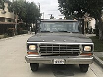 1979 Ford F350 2WD Regular Cab for sale 100955905