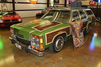 1979 Ford LTD Country Squire Wagon for sale 100784453