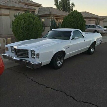 1979 Ford Ranchero for sale 100827489