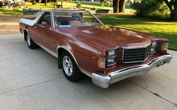 1979 Ford Ranchero for sale 101001282