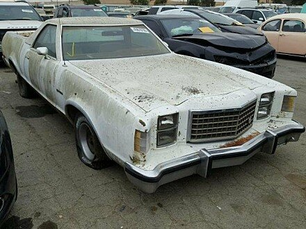 1979 Ford Ranchero for sale 101032038
