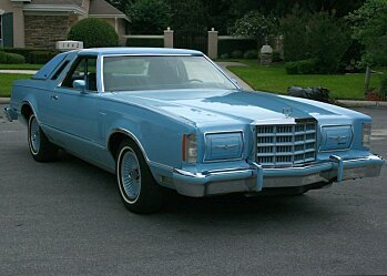 1979 Ford Thunderbird Sport for sale 100745708