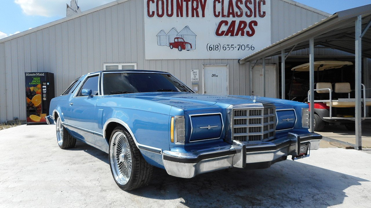 1979 Ford Thunderbird for sale 100879629
