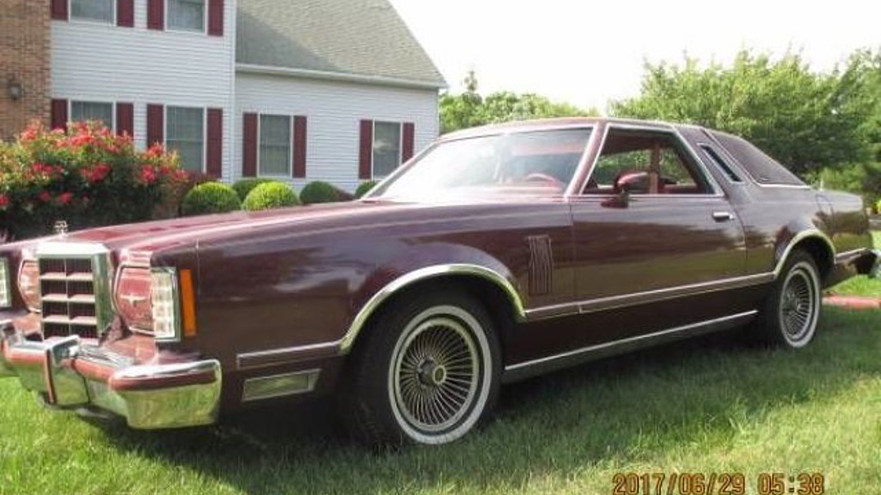 1979 ford thunderbird for sale near cadillac michigan 49601 classics on autotrader. Black Bedroom Furniture Sets. Home Design Ideas