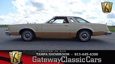 1979 Ford Thunderbird for sale 100984021