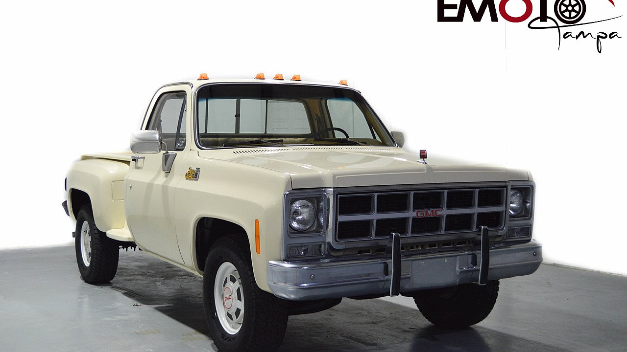 1979 GMC C/K 3500 for sale 101004856