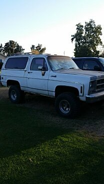 1979 GMC Jimmy for sale 100767088