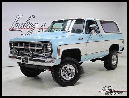 1979 GMC Jimmy for sale 100966937