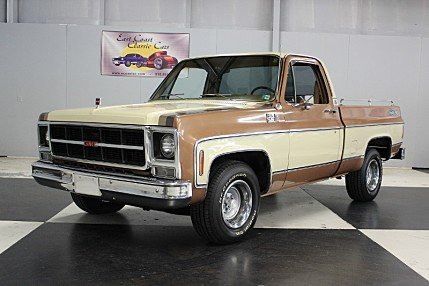 classic gmc pickups for sale autotrader classics. Black Bedroom Furniture Sets. Home Design Ideas