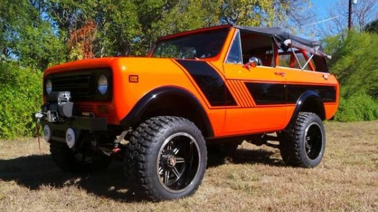1979 International Harvester Scout for sale 100942060