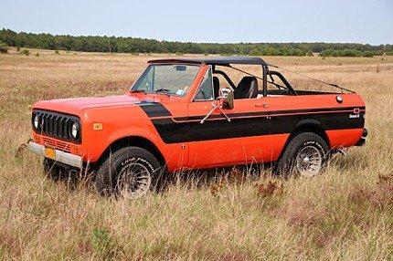 1979 International Harvester Scout for sale 100906887
