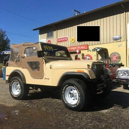 1979 Jeep CJ-5 for sale 100846598