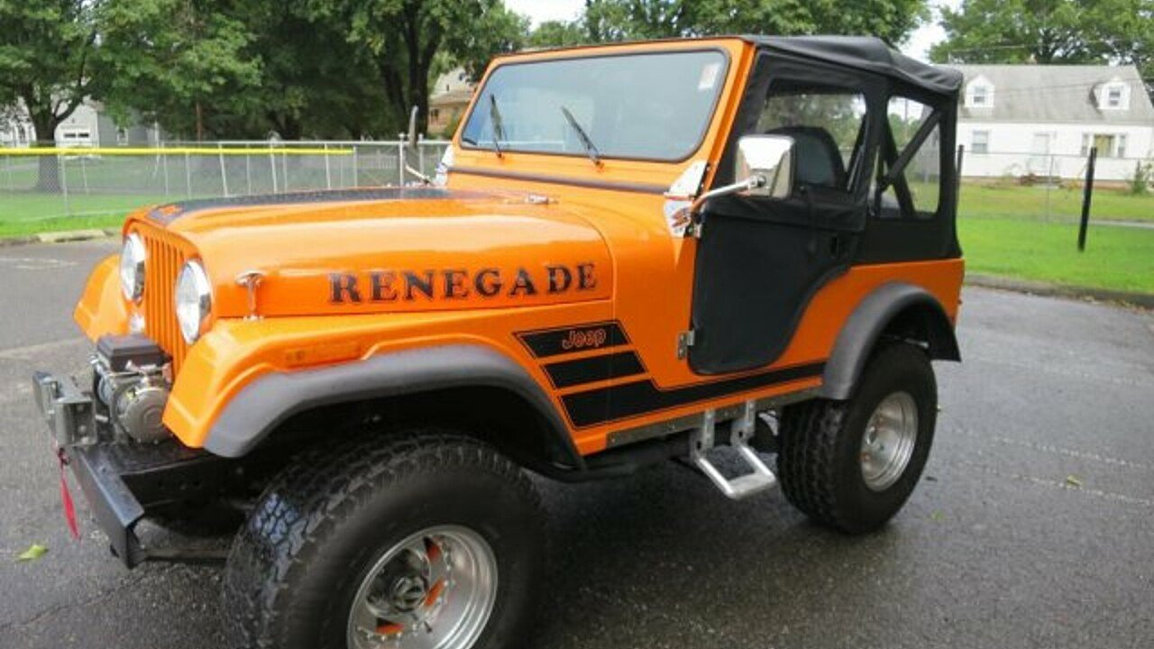1979 Jeep CJ-5 for sale 100895743