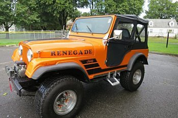 1979 Jeep CJ-5 for sale 100942245