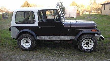 1979 Jeep CJ-5 for sale 100827068