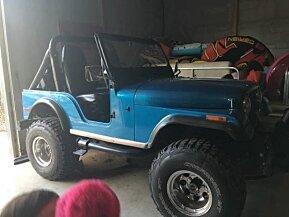 1979 Jeep CJ-5 for sale 100827557