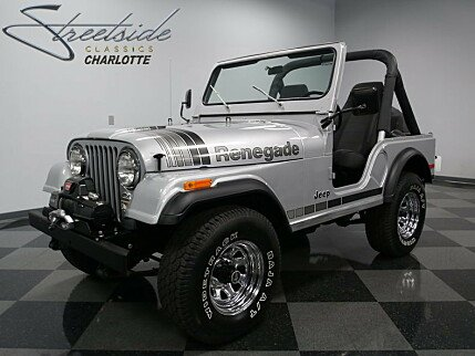 jeep cj 5 classics for sale classics on autotrader