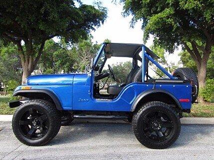 1979 Jeep CJ-5 for sale 100960710