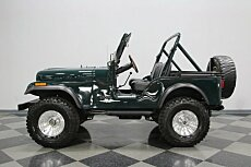 1979 Jeep CJ-5 for sale 100988008