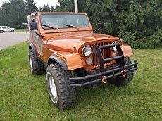 1979 Jeep CJ-5 for sale 101034071