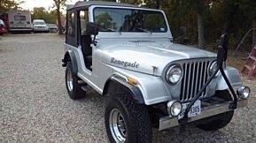 1979 Jeep CJ-5 for sale 101055534